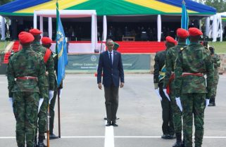 Strengthening Our Military Should Not Worry Anyone- President Kagame