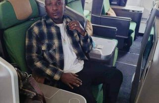 Platini P Jets Off to Nigeriato Finalize Project