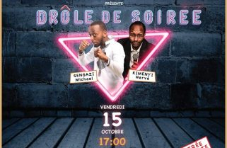 Comedians Michael, Herve to Thrill Comedy Lovers at French Cultural Center