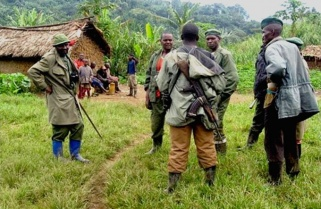 FDLR General Wanted Dead or Alive, Now on His Way to Rwanda