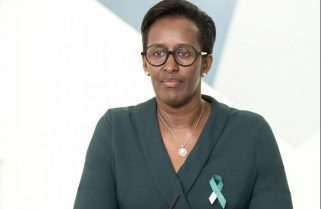 Cervical Cancer Elimination: Boys, Just Like Girls Should Be Vaccinated-Jeannette Kagame