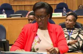 Rwanda's First Lady to Address OAFLA General Assembly