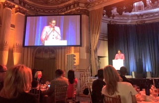 New York: First Lady Jeannette Kagame Defends Women and Girls' Empowerment