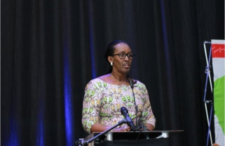 First Lady Jeannette Kagame Explains How Rwanda Dealt with Genocide Aftermath