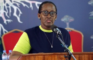 Don't Shy Away From Seeking Trauma Treatment – First Lady tells male youth