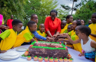 End of Year Children's Party: A Day With The First Lady