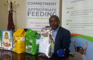 Rwandan Fortified Food Factory Nominated for Global Award