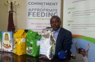 Rwandan Food Factory Scoops Swiss SDG Award