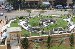 Kigali to Launch Multi Million Public Garden