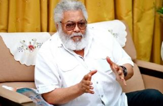 Former President Jerry John Rawlings Dies At 73
