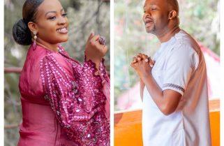 """Aline Gahongayire, Canada-based Singer Mazimpaka Team Up for """"Ndi Amahoro"""""""