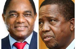 Zambia Polls: President Lungu Concedes Defeat