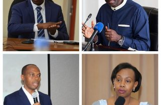 NEW APPOINTMENTS: Dr. Bizimana Takes Up New Docket as Busingye Heads to UK As Envoy