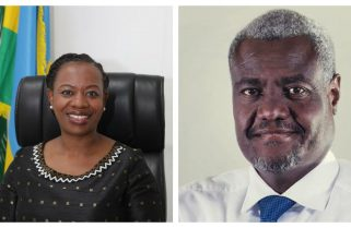 UPDATED: Rwanda's Monique Nsanzabaganwa Elected AUC Deputy Chairperson, Moussa Faki Re-elected