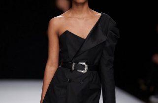 Miss Rwanda Akiwacu Shines at Paris Fashion Week