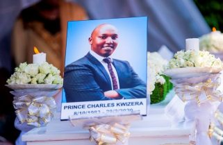 A Befitting Send-Off: Fare Thee Well Charles Kwizera
