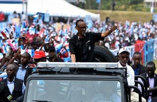 Gatsibo: Another Massive Turnout in RPF Campaign Trail
