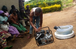 Sponsored: GCS Donates Irrigation Equipment to its Nyarubaka's Beneficiaries
