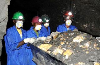 Kagame says Rwanda not Plundering DRC Coltan