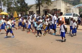 Rwanda's Public Schools Adjusting to Single Shift