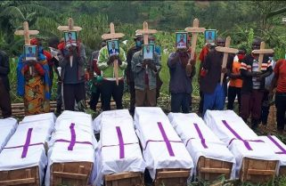 We Lost Heroes – Families Pay Tribute to Gakenke Disaster Victims