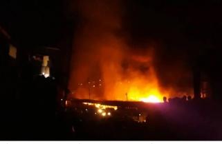 Massive Fire Guts Gisozi Market