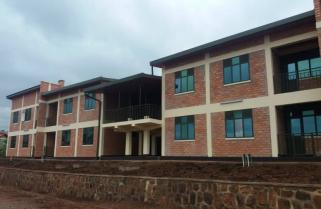 Gasabo Unveils New Rwf900M Model Village for Poor Familes