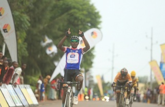 Gasore Takes Race for Culture to Keep Rwanda Cycling Cup 2018 Title Hopes Alive