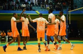 Bright Start for Rwandan Quartet in Africa Zone V Club Champs