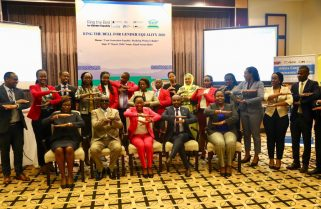 "Rwanda Stock Exchange, IFC ""Ring the Bell"" in Support of Gender Equality"