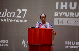 We All Have Responsibility to Fight Genocide Denial – First Lady