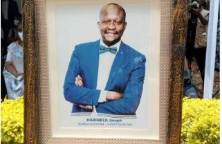 PHOTOS: Former Minister Joe Habineza Laid to Rest