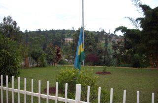 Rwandan Flag to Be Flown at Half-Mast to Mourn President Mkapa