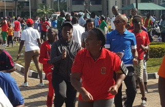 Car Free Day Goes to Musanze