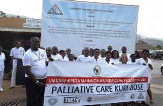 Rwanda to Hire 1000 Palliative Caregivers