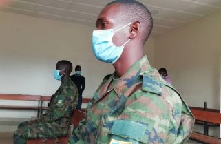 The Five RDF Soldiers in 'Rape' Case Denied Bail