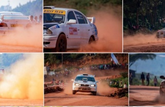 Huye Rally: Jean Claude Gakwaya Wins Stage One