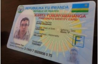Rwanda Smart ID Pending Approval