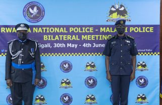 Rwanda, Malawi Police Institutions Recommit to Fight Common Security Threats