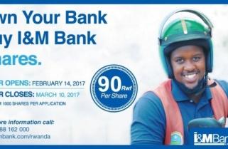 Rwanda Woos Congolese for I&M Bank IPO