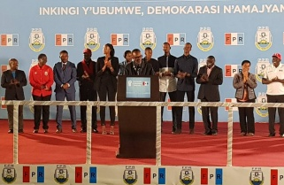 VICTORY: Kagame Re-elected With Landslide