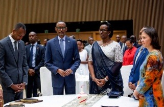 Prayers Alone Not Enough To Advance Country, Kagame Tells Religious Leaders