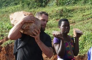 Rwandans Conduct First Umuganda for 2019 in Style