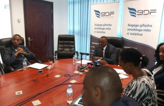 BDF Unveils Rwf11Bn to Fund Projects for University Graduates