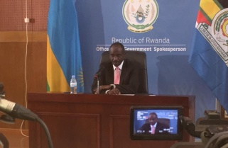 There is No Additional Troop Deployment on Our Borders – Foreign Minister Sezibera