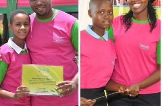 Imbuto Awards Best Performing Girls