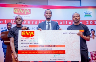 University Students Win Capital Market Challenge Awards