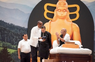 Kagame Presides over India's Ram Katha Events in Rwanda
