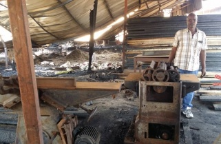 Picking Nothing from the Rubble: Story of Gisozi Fire Victims