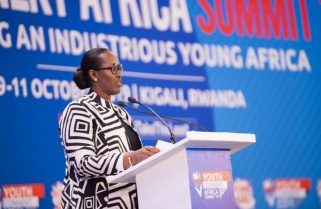 We Must Intensify Our Resolve to Change Cultural Practices that Limit Girls –First Lady